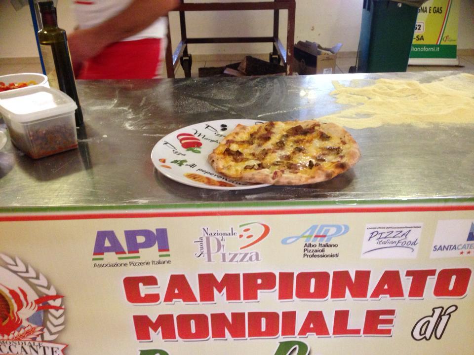 Campionato Mondiale Pizza Piccante 2013 FOTO