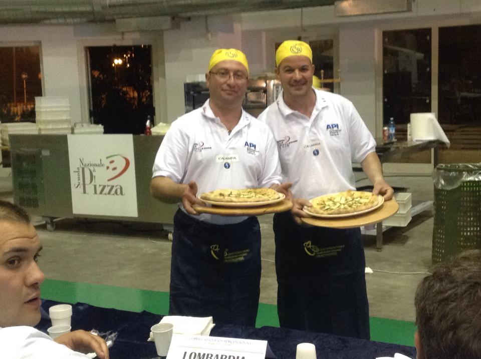 14° Campionato Assoluto di Pizza a Fiumicino